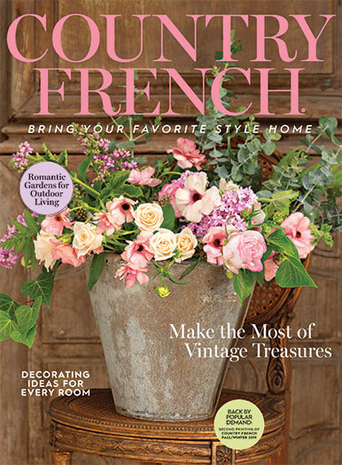 Cover of Country French Spring/Summer 2020
