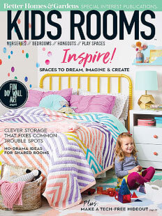 Cover of Kids Rooms 2019