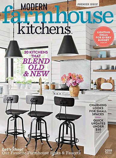 Modern Farmhouse Kitchens 2019 - 1 Issues
