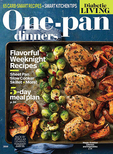 Cover of One-Pan Dinners 2019