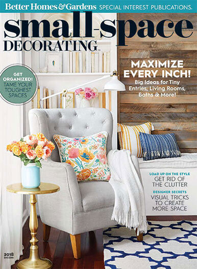 Small-Space Decorating 2018 - 1 Issues